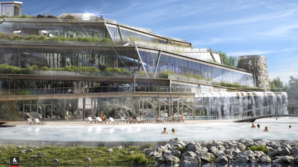 Projet Villages Nature - ROUX OEUVRE MAITRISE