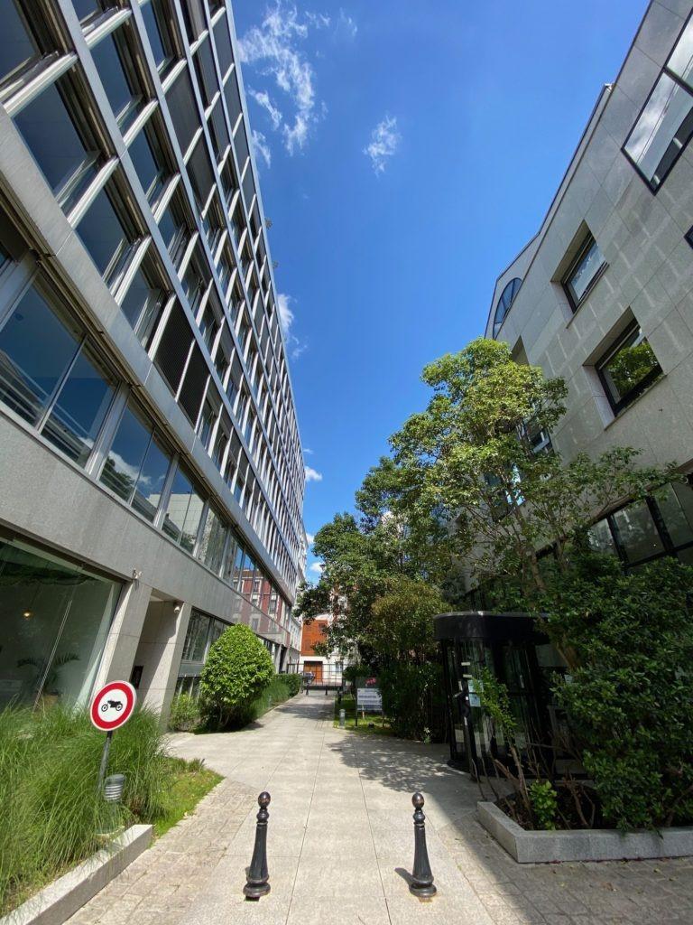 Projet Rue de Villiers - ROUX OEUVRE MAITRISE